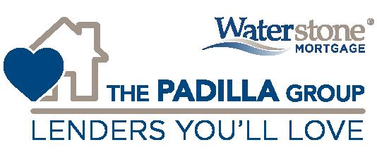 Marty Padilla Waterstone Mortgage Team